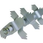 Elektrický vertikutátor AL-KO Combi Care 38 E - nože