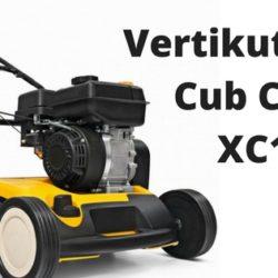 Vertikutátor Cub Cadet XC1 B35